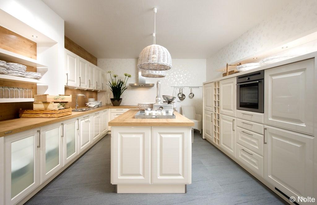 Landhauskuche Modern : Landhausküche Modern : Küche von Nolte ...