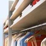 Begehbare Kleiderschränke