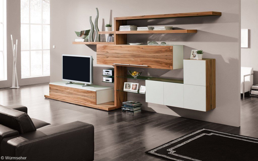 wohnzimmer von w rmseher schreinerwerkstatt sp th. Black Bedroom Furniture Sets. Home Design Ideas